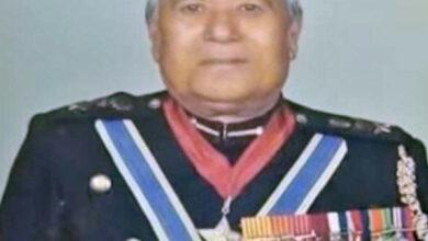 Photo of अभिनेता सेनानी भिमबहादुर थापाको निधन