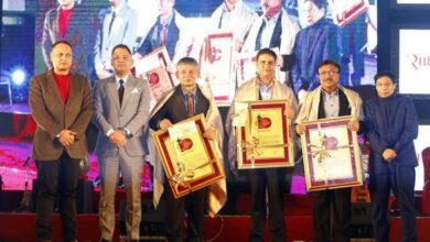Photo of कीर्तिमय दिर्घ योगदान सम्मानबाट सम्मानित मह जोडीको भिडियो प्रोफाइल